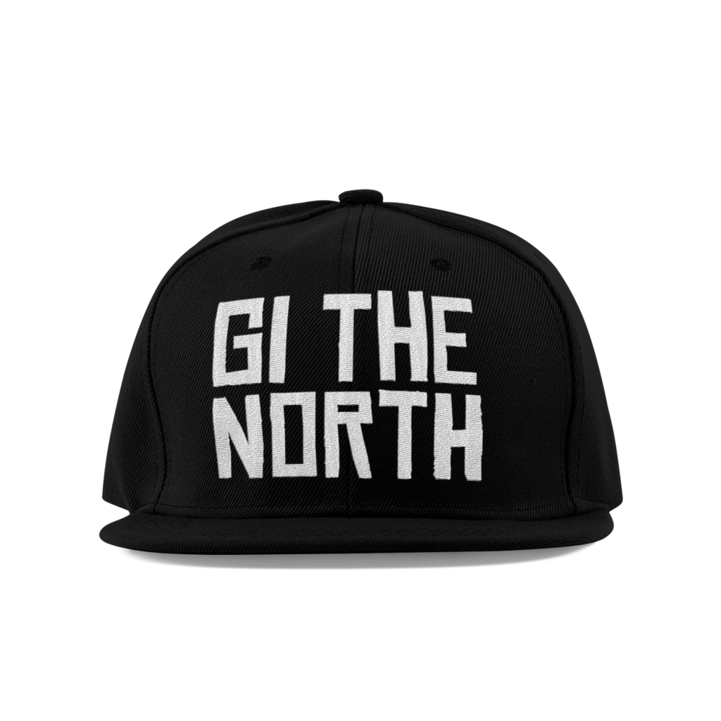 Guard Players <br> Gi The North <br> Snapback Black