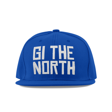 Guard Players <br> Gi The North <br> Snapback Blue