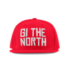 Guard Players <br> Gi The North <br> Snapback Red