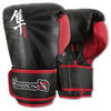 Hayabusa Ikusa 14oz Gloves Black/Red