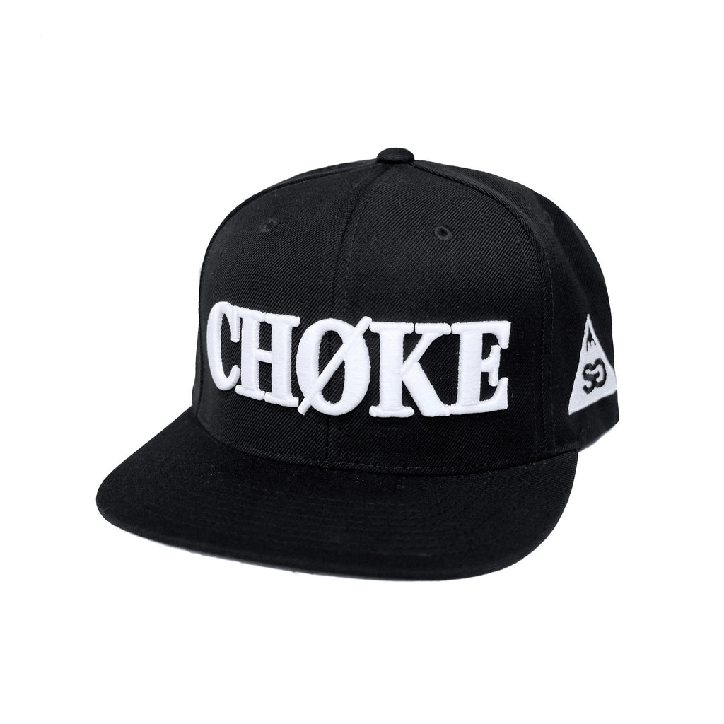 Newaza Apparel<br> Choke Hat <br> Black