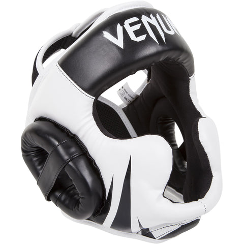 Venum <br> Challenger 2.0 Headgear <br> Black and White