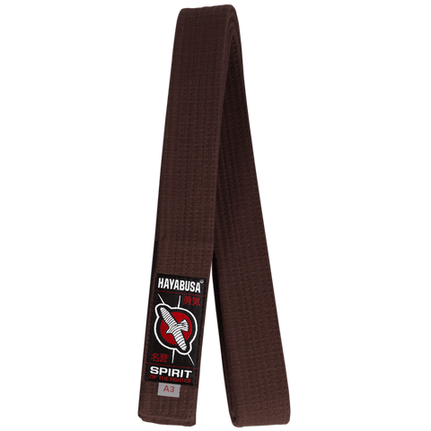 Hayabusa <br> Jiu Jitsu Belt <br> Brown