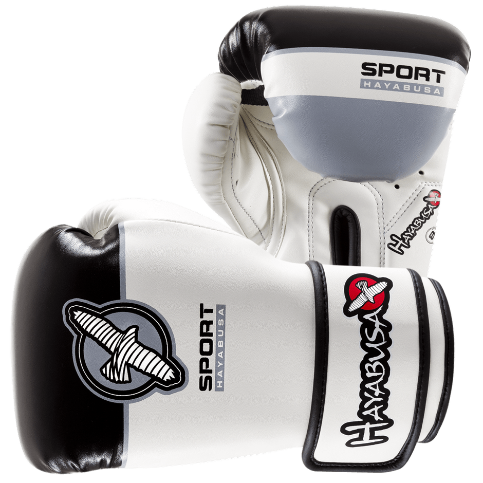 Hayabusa <br> Sport 8oz Youth Gloves <br> White