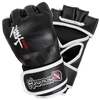 Hayabusa <br> Ikusa 4oz MMA Gloves <br>  Black