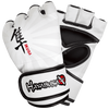 Hayabusa <br> Ikusa 4oz MMA Gloves <br> White