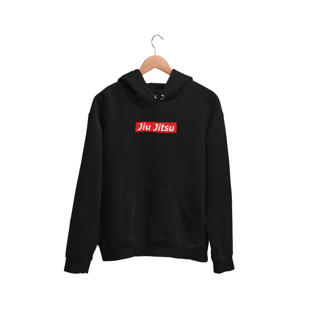 Guard Players <br> Jiu Jitsu Supreme Hoodie <br> Black