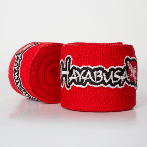 Hayabusa <br> Perfect Stretch Handwraps <br> Red