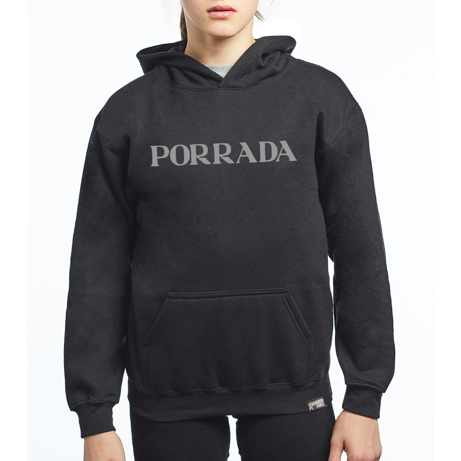 Guard Players <br> Porrada <br> Pullover Kids Black
