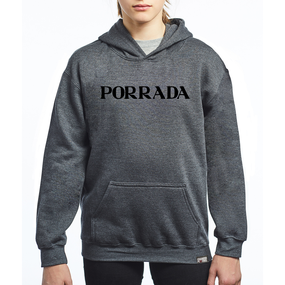 Guard Players <br> Porrada <br> Pullover Kids Grey