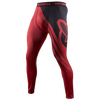 Hayabusa <br> Recast Compression Pants <br> Red/Black