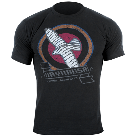 Hayabusa Reinvented T-Shirt Black