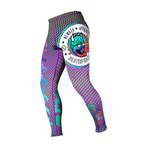 Newaza Apparel <br> Inverted Geoprism <br> Spats