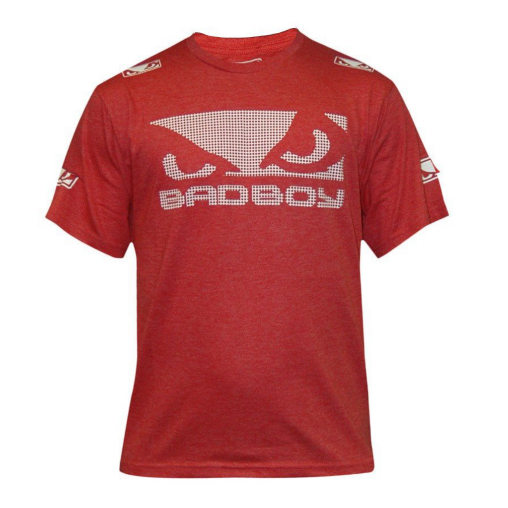 Bad Boy <br> Youth Walkout T-Shirt <br> Red