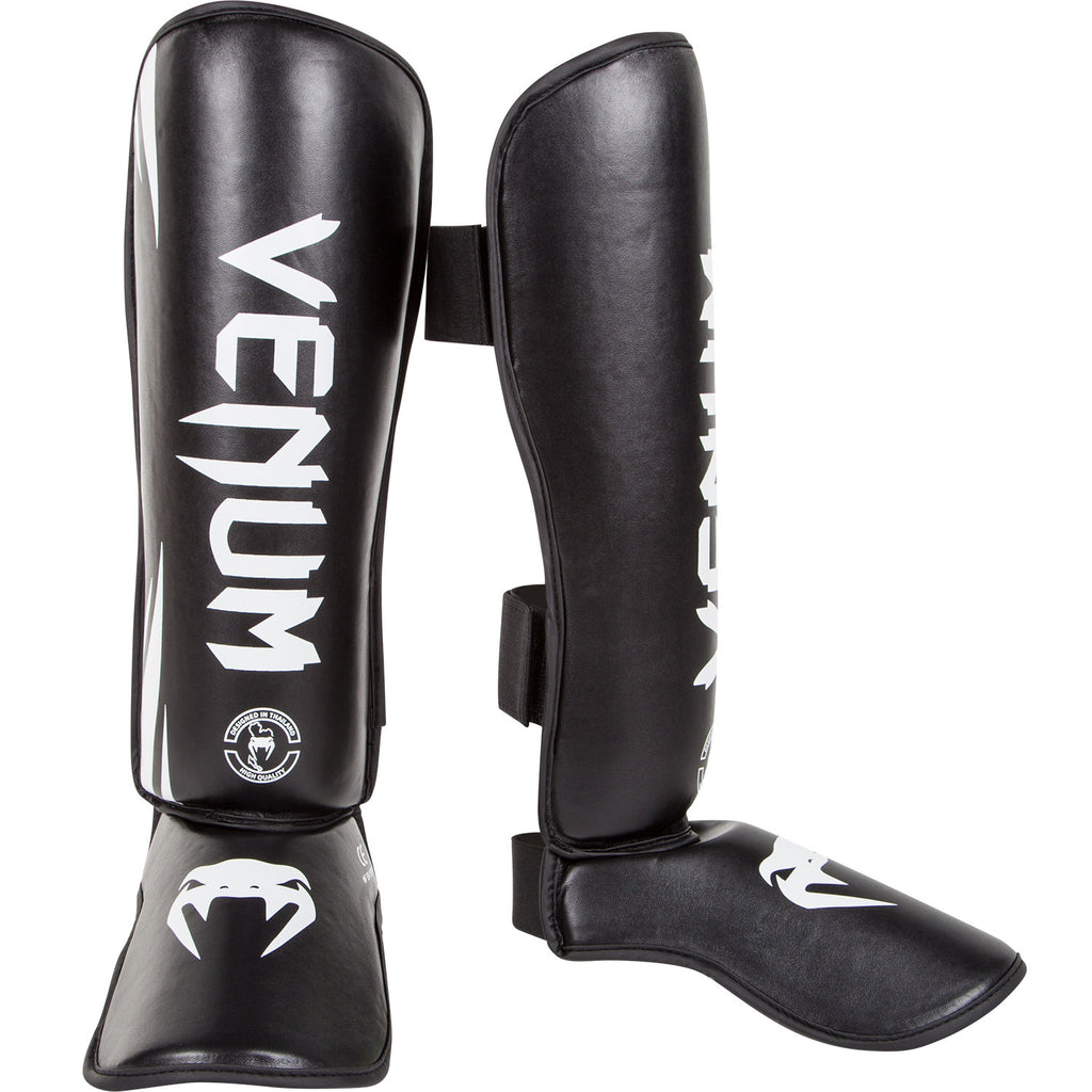 Venum <br> Challenger Shinguards <br> Black