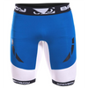 Bad Boy <br> Sphere Compression Shorts <br> Blue/White