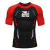 Bad Boy <br> Sphere Rashguard <br> Red/Black