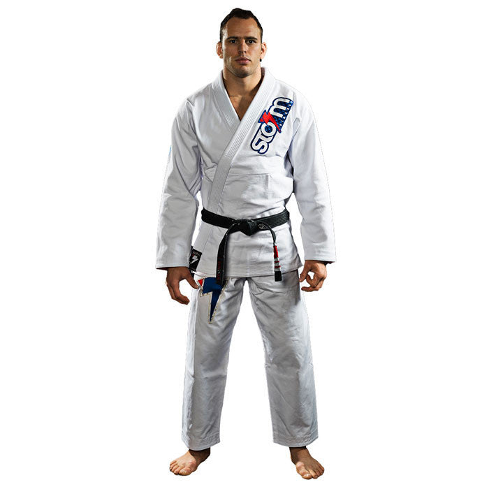 Storm <br> Trooper Jiu Jitsu Gi <br> White