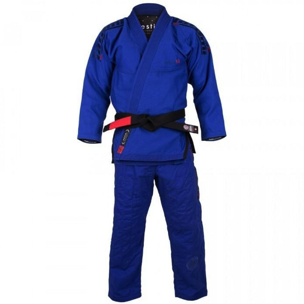 Tatami <br> Estilo 6.0 Premier BJJ Gi <br> Blue and Navy