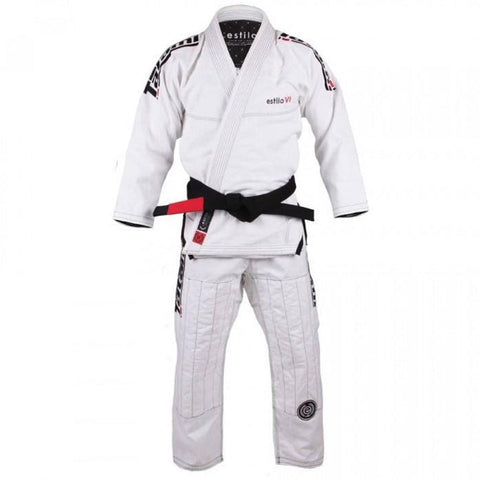Tatami <br> Estilo 6.0 Premier BJJ Gi <br> White and Black