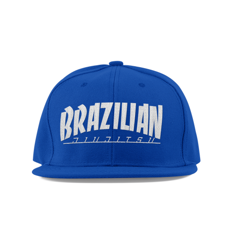 Guard Players <br> Brazilian Jiu Jitsu<br> Snapback Blue
