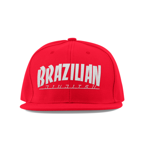 Guard Players <br> Brazilian Jiu Jitsu<br> Snapback Red