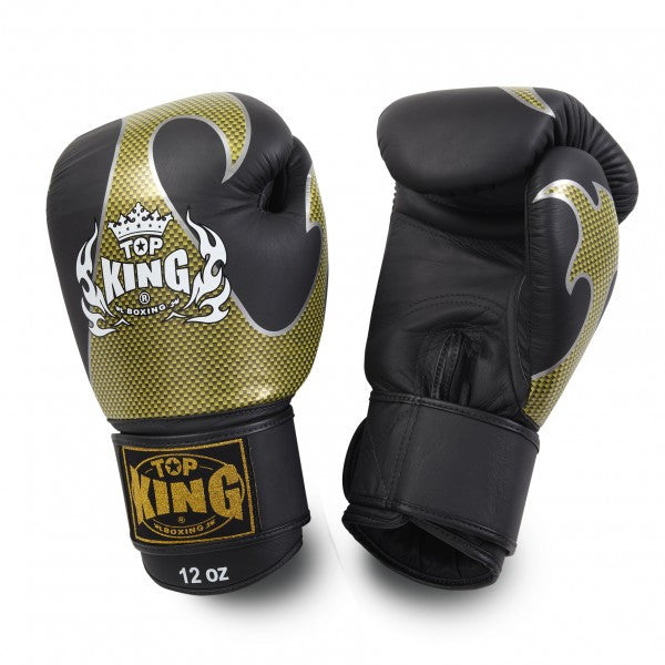Top King <br> Empower Creativity <br> Gloves Black