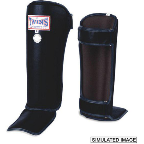 Twins Special <br> Tournament Shinguards <br> Black