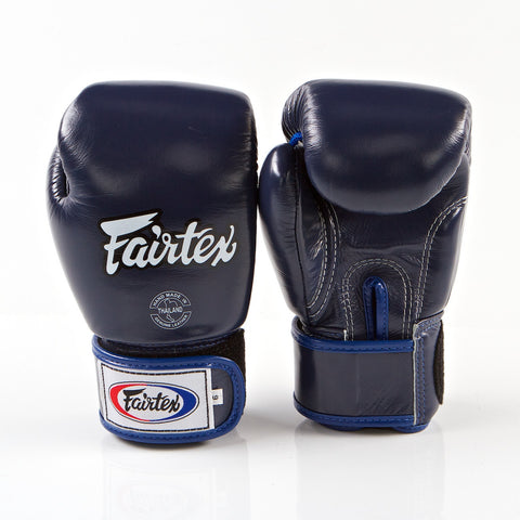 Fairtex <br> BGV1 Muay Thai Glove <br> Blue
