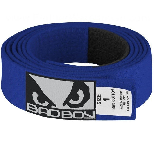Bad Boy <br> JiuJitsu Belt <br> Blue