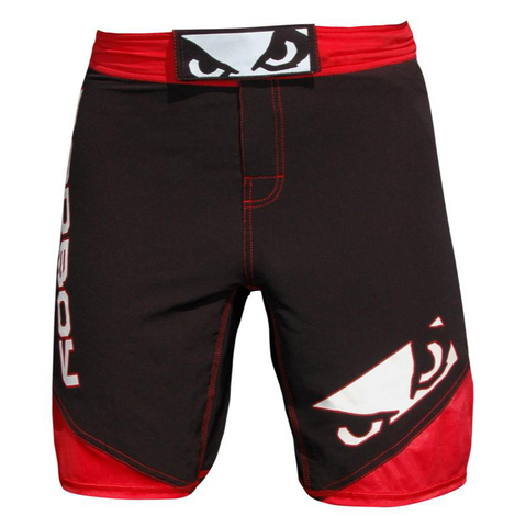Bad Boy <br> Legacy II Shorts <br> Black\Red