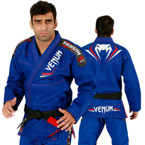 Venum <br> Elite BJJ Gi <br> Blue/Red