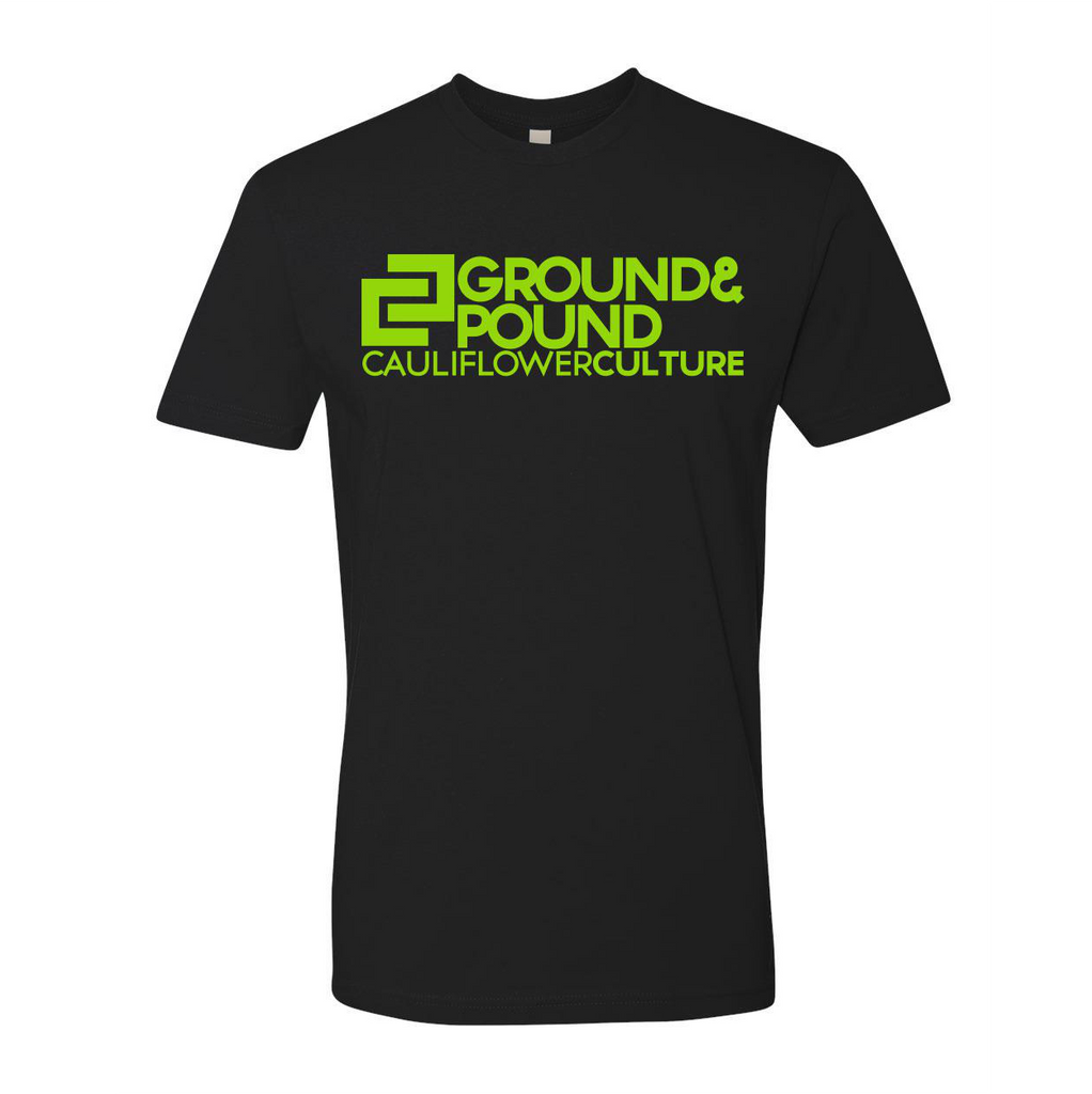 Cauliflower Culture <br> Ground & Pound <br> Black