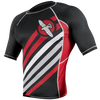 Hayabusa <br> Elevate Rashguard Short Sleeve <br> Black