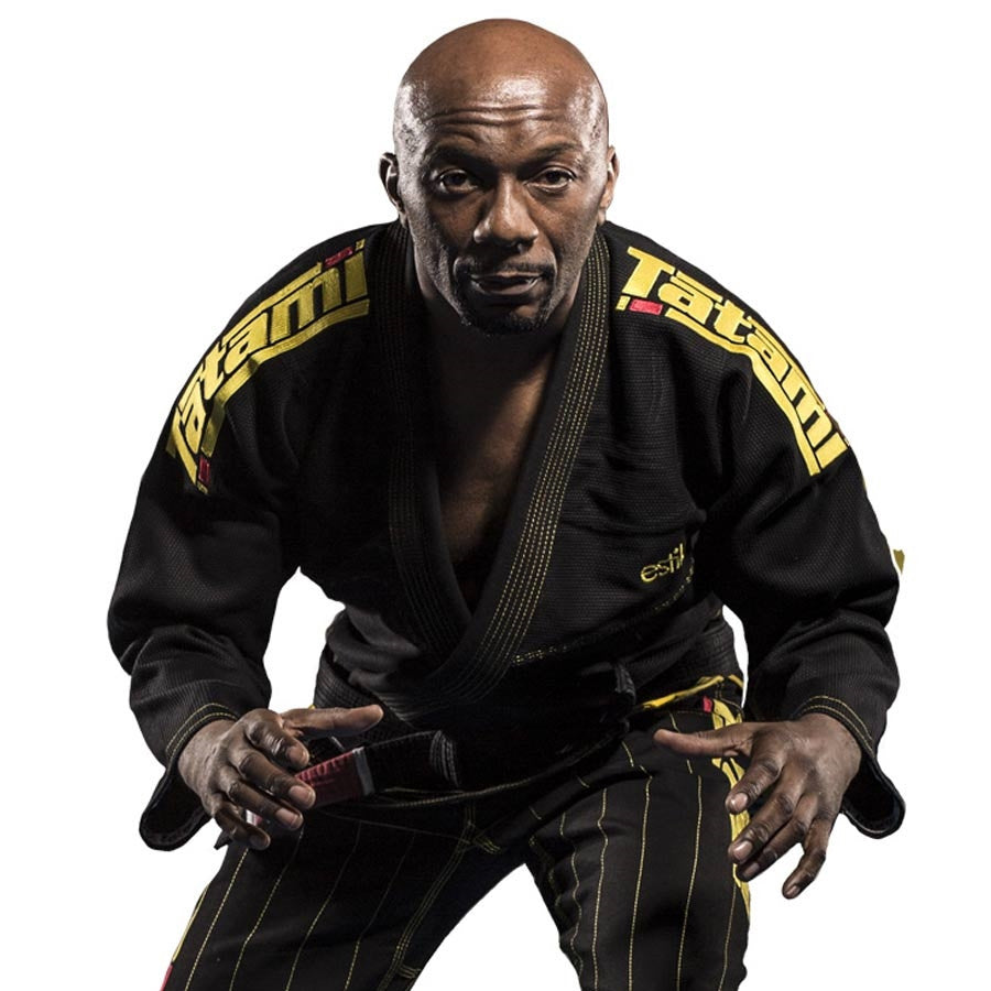 Tatami <br> Estilo 5.0 Premier BJJ Gi <br> Black and Yellow