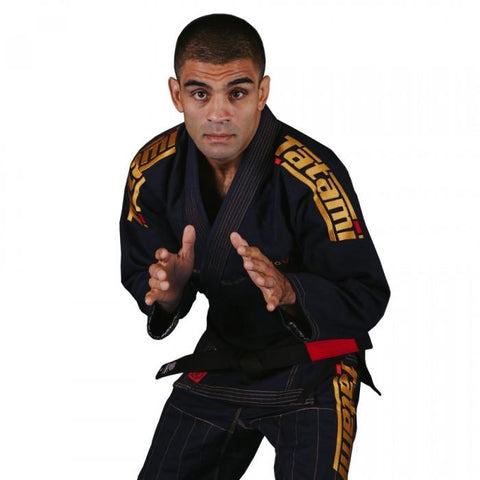 Tatami <br> Estilo 6.0 Premier BJJ Gi <br> Navy and Gold