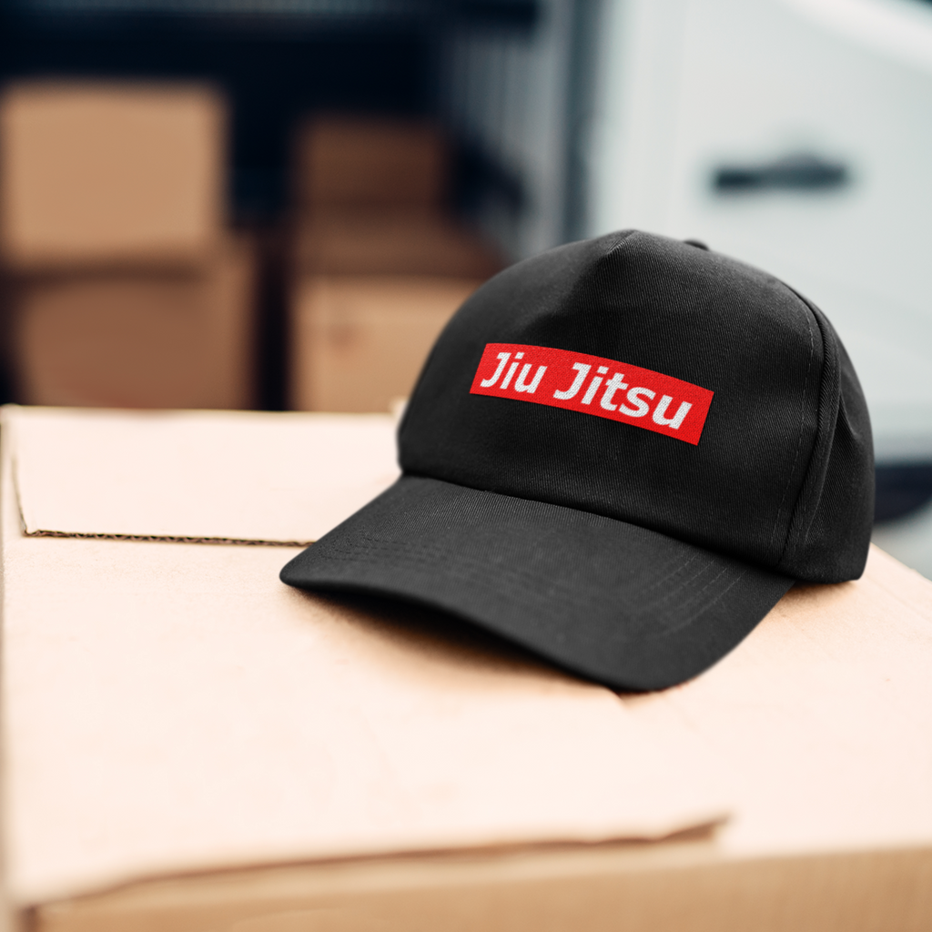 Guard Players <br> Jiu Jitsu Supreme Dad Hat <br> Black