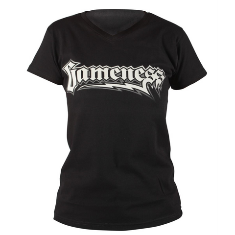 Gameness Logo T-Shirt Ladies