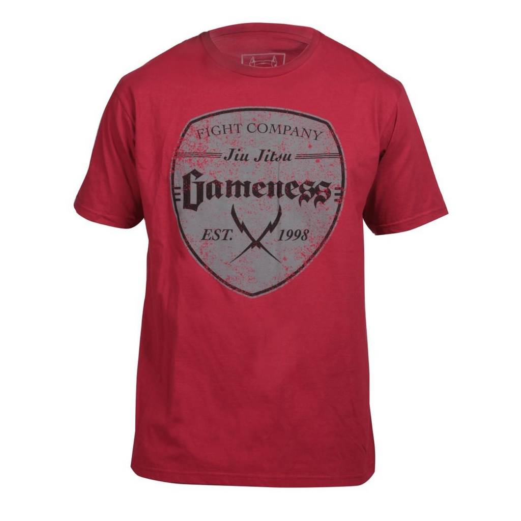 Gameness Shield T-Shirt