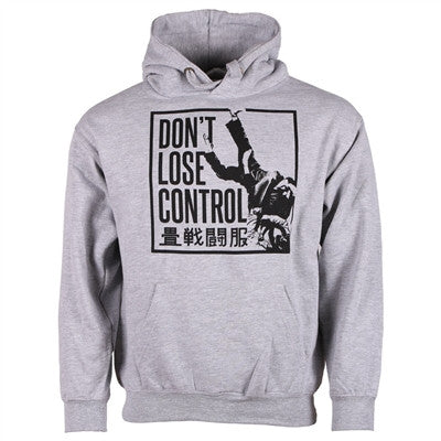 Tatami <br> Don't Lose Control Hoodie<br> Grey