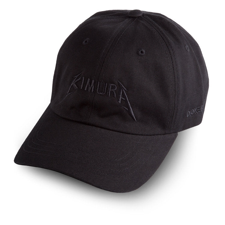Dokebi Combat <br> Kimura Dad Hat <br> Black on Black