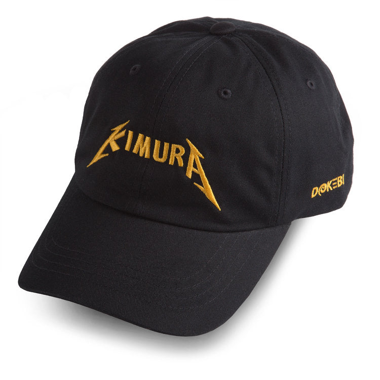 Dokebi Combat <br> Kimura Dad Hat <br> Gold on Black