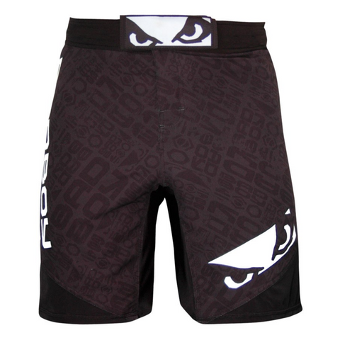 Bad Boy <br> Legacy II Shorts <br> Black/Black