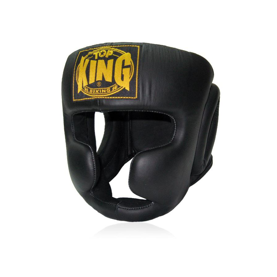 Top King <br> Full Coverage Headger <br> Black
