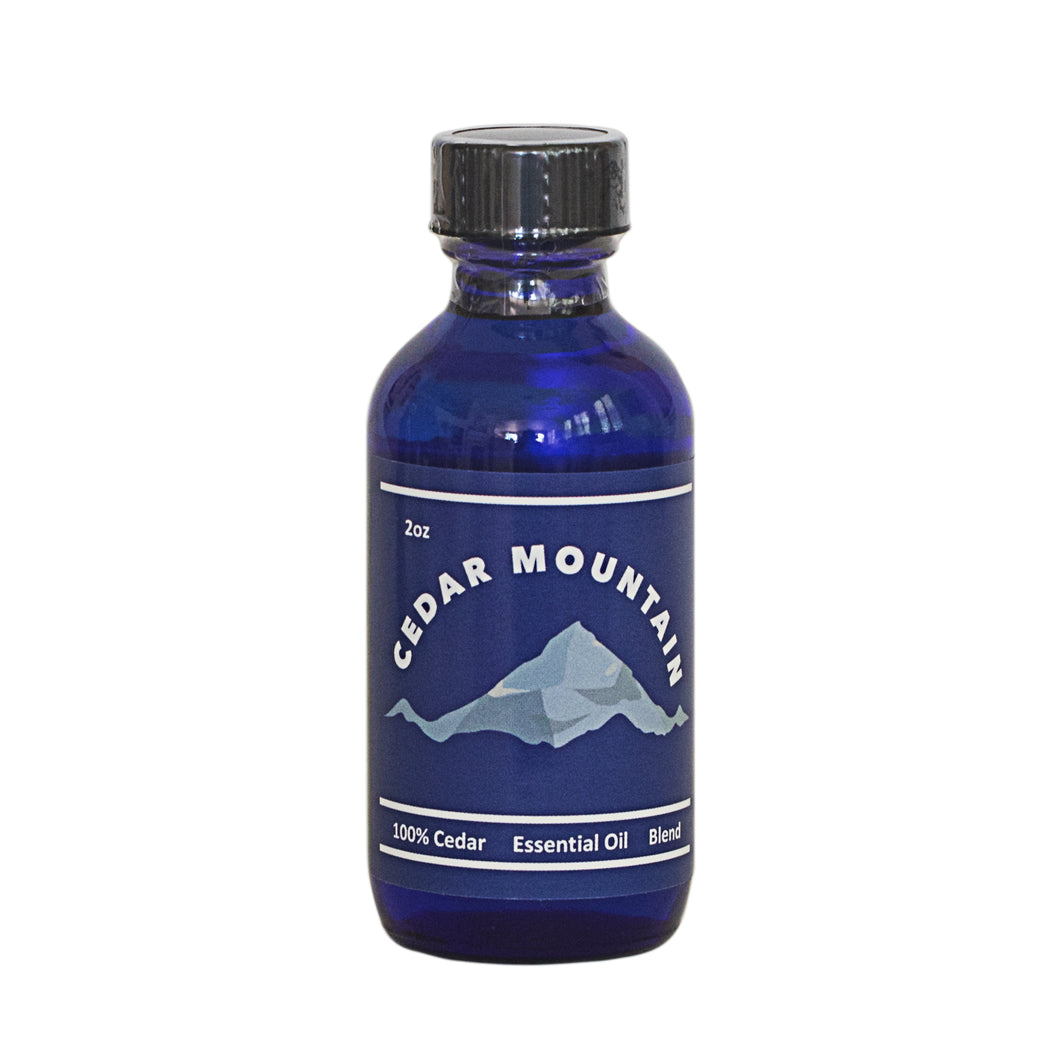 Cedar Mountain Oil 2 oz For the Aroma Ace Diffuser