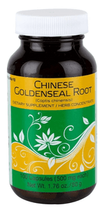 Golden Seal Root Sunrider 100 capsules 500mg each capsule