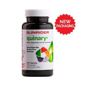 Quinary, 100 Capsules/Bottle