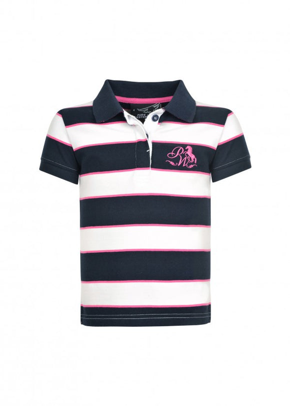 Pure Western Girls Zoey's S/S Polo