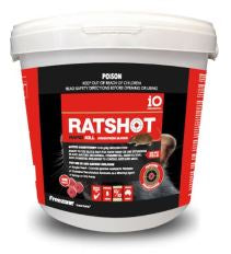 IO Ratshot Rapid Kill Block 10kg RED