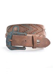 Pure Western Womens Cassie Belt